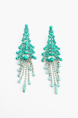 Nasty Gal Lagoon Earrings