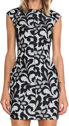 Dolce Vita Goya Bonded Lace Dress