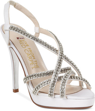 Red Carpet E! Live From the E0024 Evening Sandals