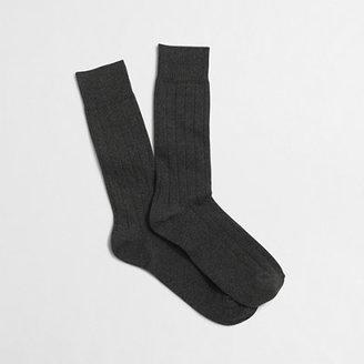 J.Crew Factory Basic crew socks