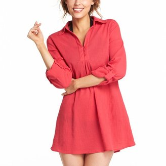 Croft & barrow ® crinkle cover-up