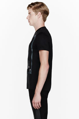 Givenchy Black Two Romans t-shirt