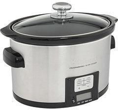 Cuisinart PSC-350 3.5-Quart Programmable Slow Cooker
