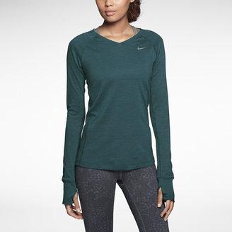 Nike Dri-FIT Wool V-Neck Women's Running Shirt