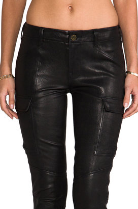 J Brand Leather Houlihan