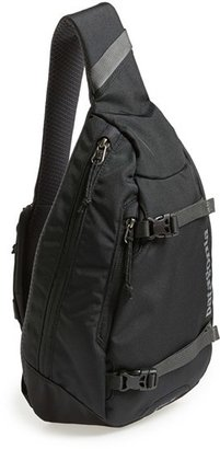 Patagonia 'Atom' Sling Backpack - Black $49 thestylecure.com