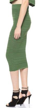 Torn By Ronny Kobo Ronny Skirt Classic