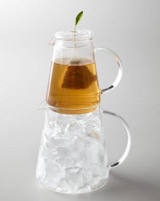 """Tea Forte Tea Over Ice"""" Pitcher"""