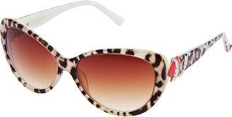 Cat Eye Handmade Leopard Cateye