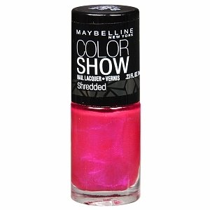 Maybelline Color Show Nail Color, Blue Blowout