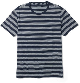 Club Monaco Striped Crew