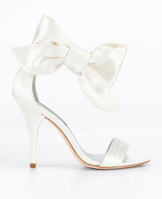 Ann Taylor Jackie Bow Sandals