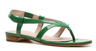 Marc by Marc Jacobs Patent Leather Slingback Sandal