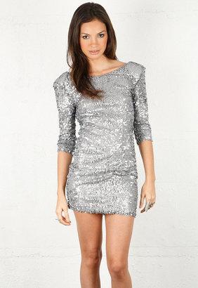 Blaque Label Sequin Mini Dress -