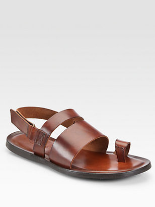 To Boot Finn Back-Strap Sandal