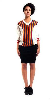 Denim Refinery The Striped Carnival Sweater