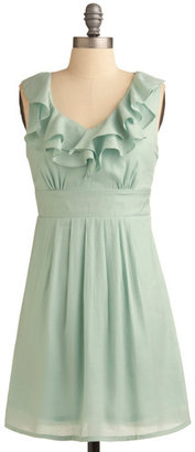 Mint for You Dress