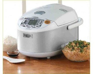Zojirushi 5.5-c. Umami Micom Rice Cooker and Warmer