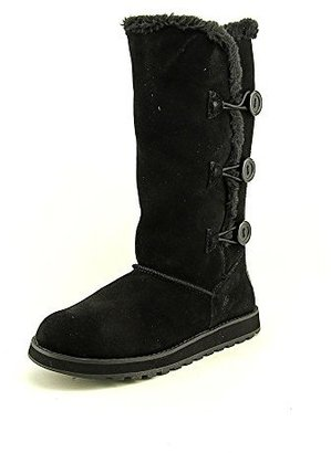 Skechers Women's Keepsakes Three-Button Snow Boot $21.59 thestylecure.com