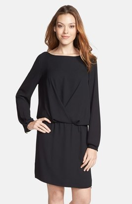 Vince Camuto Front Fold Dress