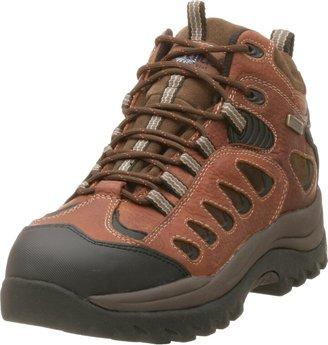 Nautilus mens 9546 Waterproof Safety Toe EH Hiking Shoe Brown 8.5 M