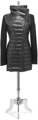 Calvin Klein Puffer Jacket with Contrast Sleeves
