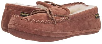 Old Friend Soft Sole Moccasin (Chestnut 1) Men's Slippers