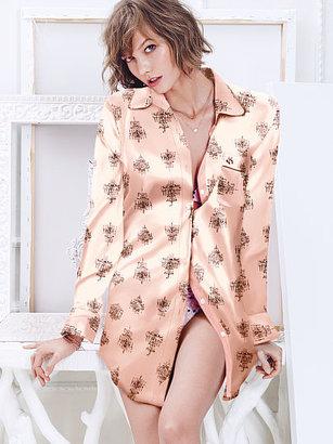 Victoria's Secret Afterhours Satin Sleepshirt
