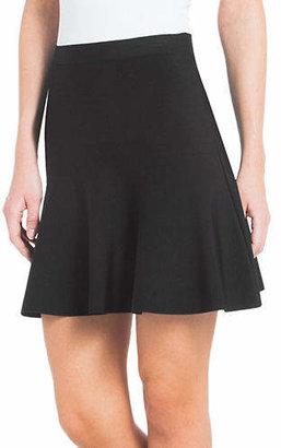 BCBGMAXAZRIA Ingrid Knit Sweater Mini Skirt