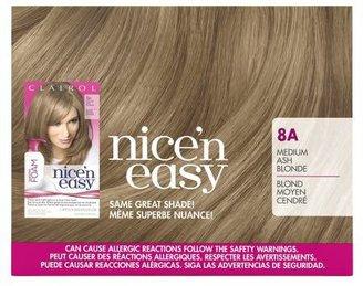 Clairol Nice 'n Easy Color Blend Foam Medium Ash Blonde 8A