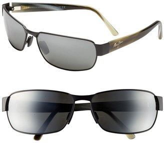 Maui Jim 'Black Coral - PolarizedPlus(R)2' 65mm Sunglasses