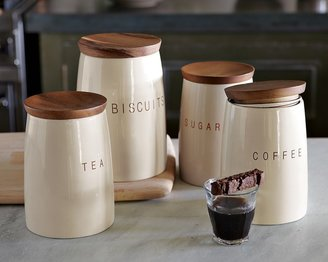 Williams-Sonoma Bristol Canisters
