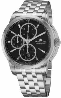 Maurice Lacroix Men's PT6188-SS002330 Pontos Pontos Chronograph Dial Watch
