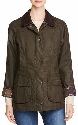 Barbour Classic Beadnell Jacket $399 thestylecure.com