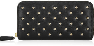Anya Hindmarch Joss studded leather wallet