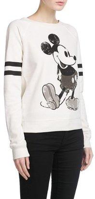MANGO Outlet Mickey Sweatshirt