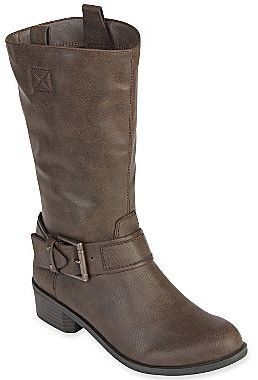 JCPenney Worthington® Harley Buckle Boots