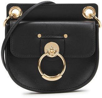 Chloé Tess Super Mini Leather Cross-body Bag