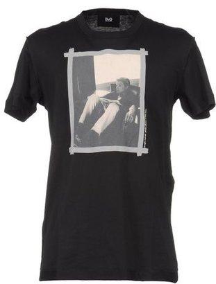 D&G Short sleeve t-shirt