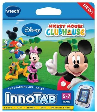 Vtech InnoTab Software - Mickey Mouse Clubhouse