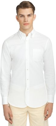 Brooks Brothers Pique Button-Down Shirt