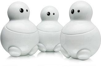 Thabto Tom, Dick & Harry Storage Jars
