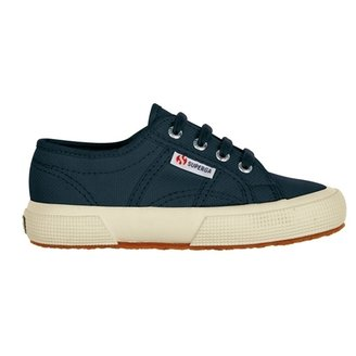 Superga Boy's Classic Sneaker - Navy Blue