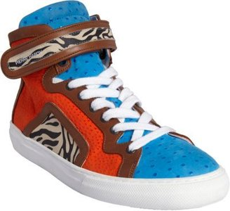 Pierre Hardy High Top Lace-Up Sneakers