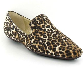 Not Vegan: Jimmy Choo Leopard Loafers