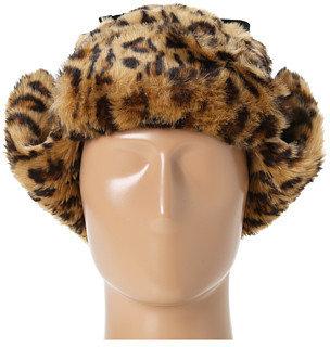 Hat Attack Faux Fur Trapper