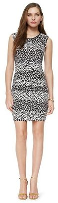 Juicy Couture Mixed Cheetah Luxe Dress