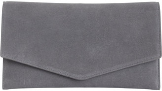 Cole Haan Crosby Suede Envelope Clutch