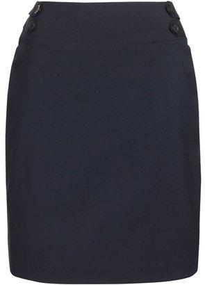 AG Jeans Unbranded Emanuel School Girls' Skirt, Navy