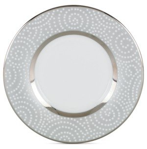 Lenox Closeout! Pearl Beads Saucer